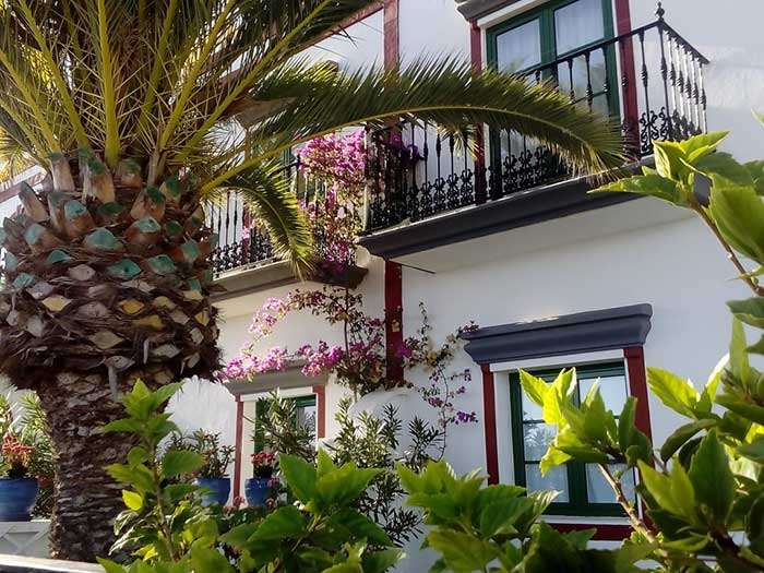 So called Venice of Gran Canaria - small, adorable town of Puerto de Mogán
